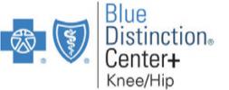 Blue Distinction Center Logo